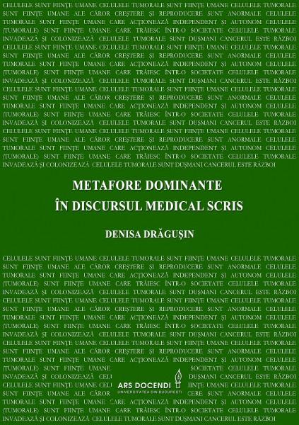 Coperta Metafora in discursul stiintific - Denisa Dragusin