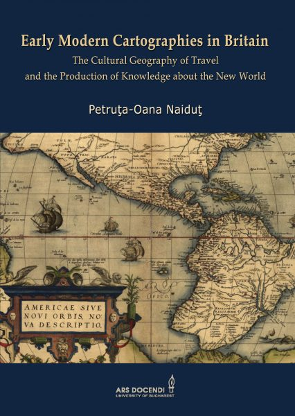 coperta Early Modern Cartographies in Britain